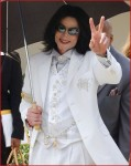 Michael Jackson WhiteSuit